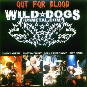 Cover - Wild Dogs: Out For Blood
