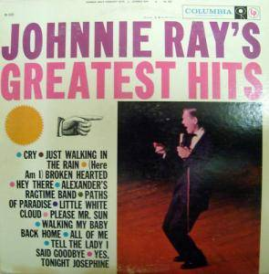 Cover - Johnnie Ray: Greatest Hits