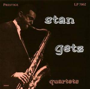 Cover - Stan Getz: Quartets