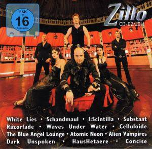Cover - Concise: Zillo CD 02/2011