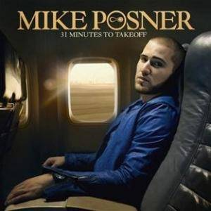Cover - Mike Posner: 31 Minutes To Takeoff