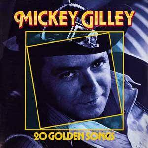 Cover - Mickey Gilley: 20 Golden Songs