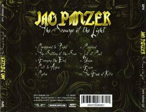 Jag Panzer: The Scourge Of The Light (CD) - Bild 2