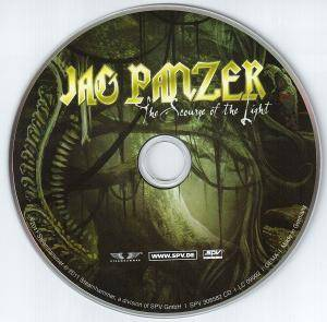 Jag Panzer: The Scourge Of The Light (CD) - Bild 3