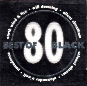 Best Of 80's Black - Cover