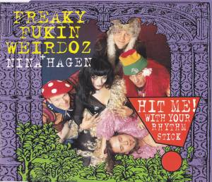 Cover - Freaky Fukin Weirdoz: Hit Me With Your Rhythm Stick