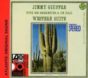 Cover - Jimmy Giuffre: Western Suite