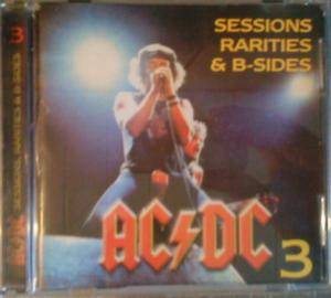 AC/DC: Sessions Rarities & B-Sides - Cover