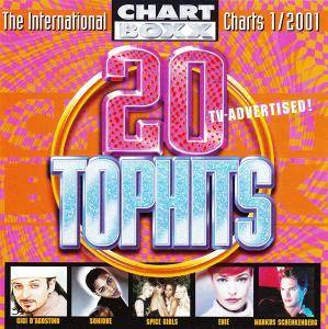 Cover - Dolphin's Mind: 20 Top Hits Aus Den Charts 1/2001