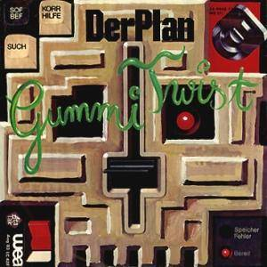 Der Plan: Gummi Twist - Cover
