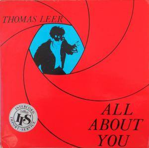 Cover - Thomas Leer: All About You