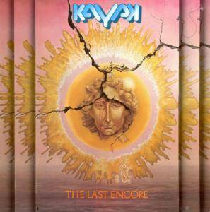 Cover - Kayak: Last Encore, The