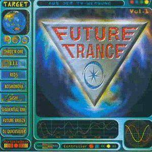 Cover - Manolo: Future Trance Vol. 01