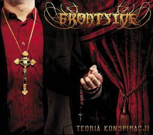 Cover - Frontside: Teoria Konspiracji