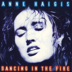 Anne Haigis: Dancing In The Fire - Cover