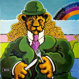 Cover - Savoy Brown: Lion's Share