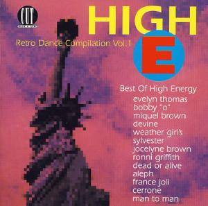 High E - Retro Dance Compilation Vol.1 - Cover