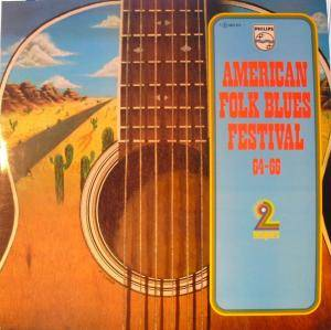 Cover - Sippie Wallace: American Folk Blues Festival 64-66