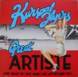 Cover - Kursaal Flyers: Great Artiste, The