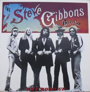 Cover - Steve Gibbons Band: Any Road Up