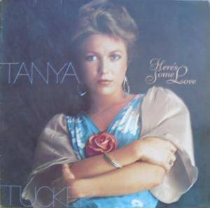 Cover - Tanya Tucker: Here's Some Love