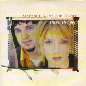 Sixpence None The Richer: There She Goes (Single-CD) - Bild 1
