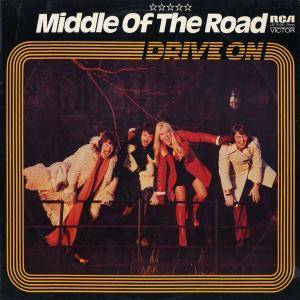 Cover - Middle Of The Road: Drive On