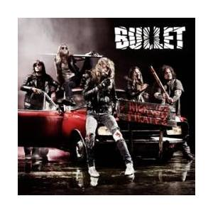 Bullet: Highway Pirates - Cover