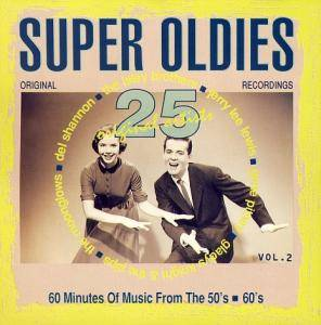 Cover - Sensations, The: 25 Super Oldies Vol. 2