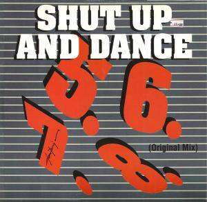 Cover - Shut Up And Dance: 5.6.7.8.