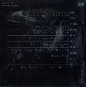 W.A.S.P.: Still Not Black Enough (CD) - Bild 2