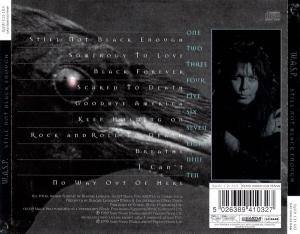 W.A.S.P.: Still Not Black Enough (CD) - Bild 4