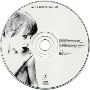 U2: The Best Of 1980-1990 & B-Sides (2-CD) - Bild 3