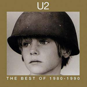 U2: The Best Of 1980-1990 & B-Sides (2-CD) - Bild 1
