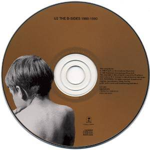 U2: The Best Of 1980-1990 & B-Sides (2-CD) - Bild 4