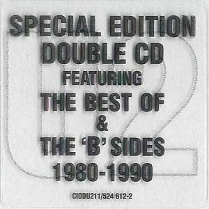 U2: The Best Of 1980-1990 & B-Sides (2-CD) - Bild 7