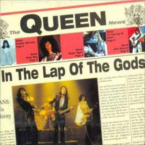 Queen: In The Lap Of The Gods - Cover