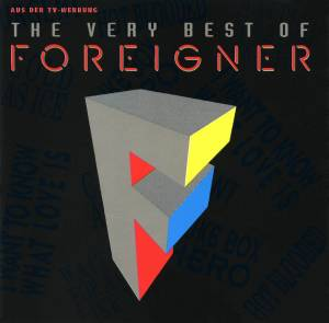 Foreigner: The Very Best Of Foreigner (CD) - Bild 1