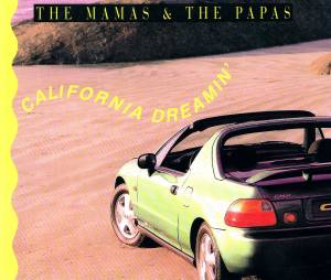 The Mamas & The Papas: California Dreamin' - Cover