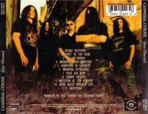 Cannibal Corpse: Gore Obsessed (CD) - Bild 2