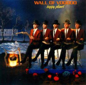 Wall Of Voodoo: Happy Planet - Cover