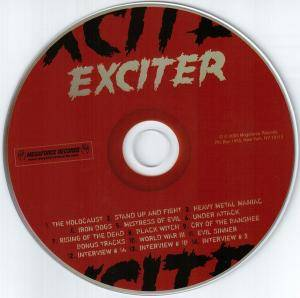 Exciter: Heavy Metal Maniac (CD) - Bild 4
