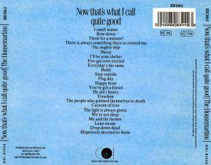 The Housemartins: Now That's What I Call Quite Good (CD) - Bild 2