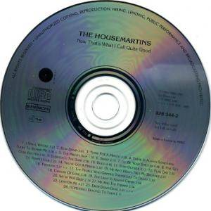 The Housemartins: Now That's What I Call Quite Good (CD) - Bild 3
