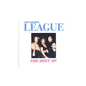 The Human League: Best Of, The - Cover