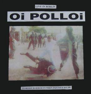 Oi Polloi: To Resist Is Our Duty When Injustice Is Law - Cover
