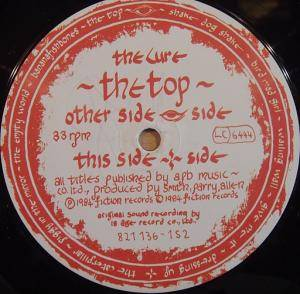 The Cure: The Top (LP) - Bild 4