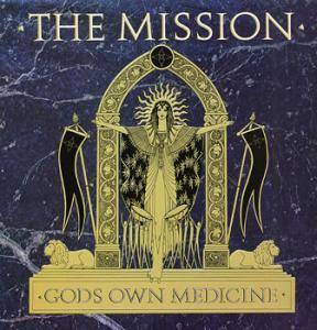 The Mission: Gods Own Medicine - Cover