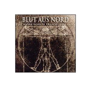 Blut Aus Nord: Work Which Transforms God, The - Cover