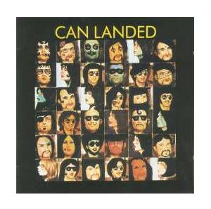 Can: Landed - Cover